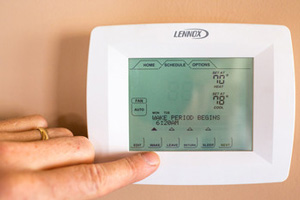 A programmable thermostat for your Arkansas home