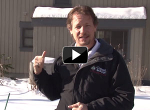 Video about our home energy audit in Arkansas